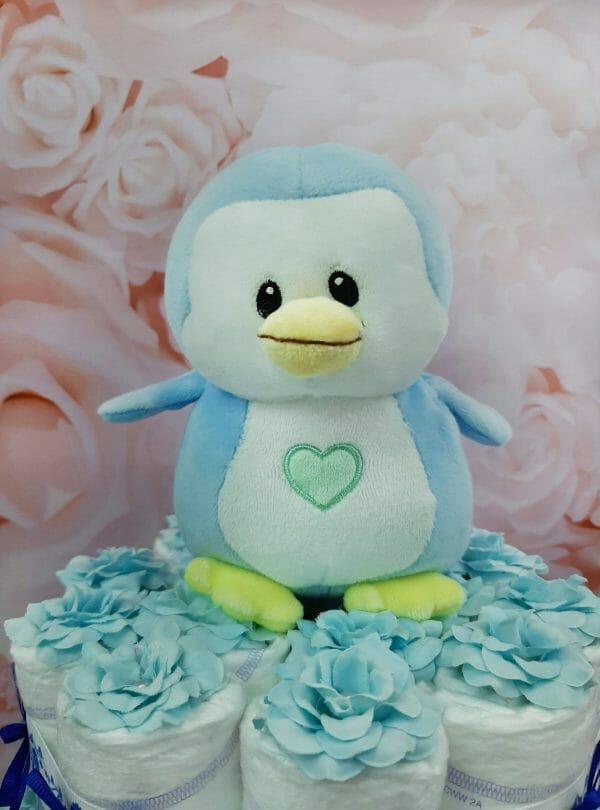 Sinine Mähkmetort Pinguga 2