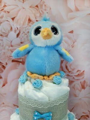 sinine mähkmetort papagoiga 4